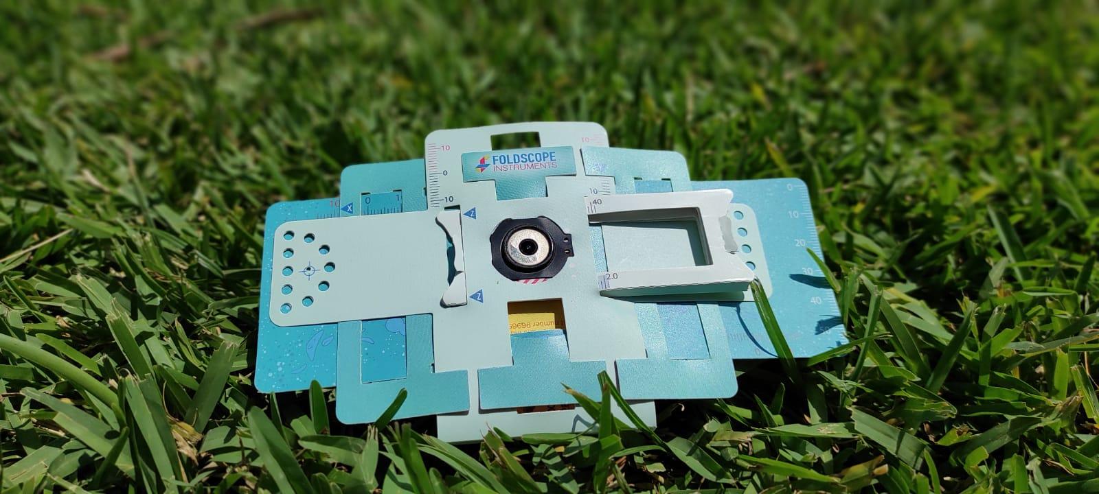Foldscope foto1